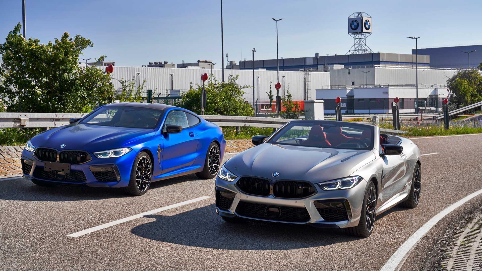 4.4T 617马力性能堪比超跑,售价200多万,宝马M8迅雷版加速超奔驰AMG S63