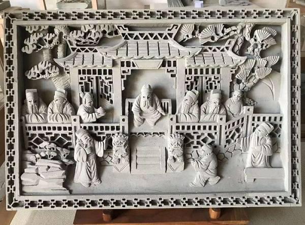 浅谈徽州砖雕艺术在现代艺术中的传承与创新