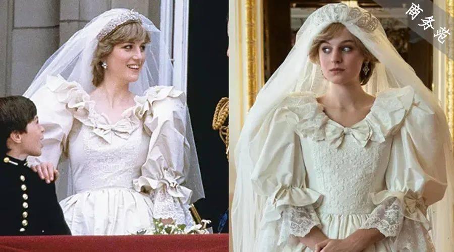 《王冠4》戴安娜:几十套造型神还原,和查尔斯婚姻比现实更狗血…