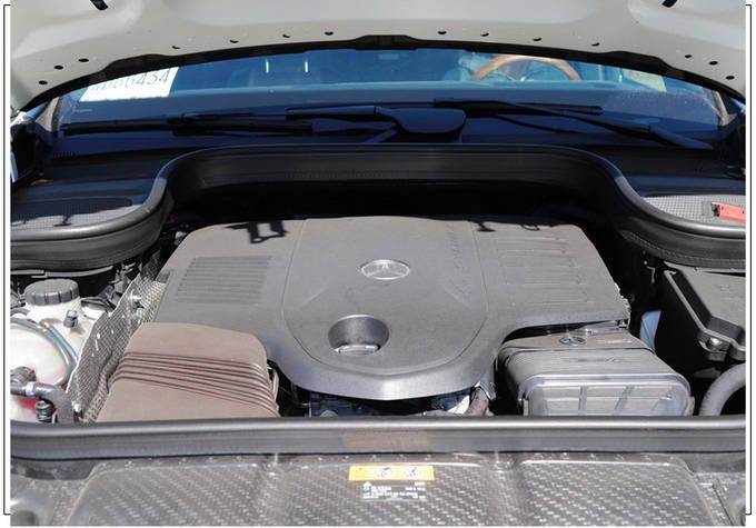 2021款奔驰GLS450 2.5T上市