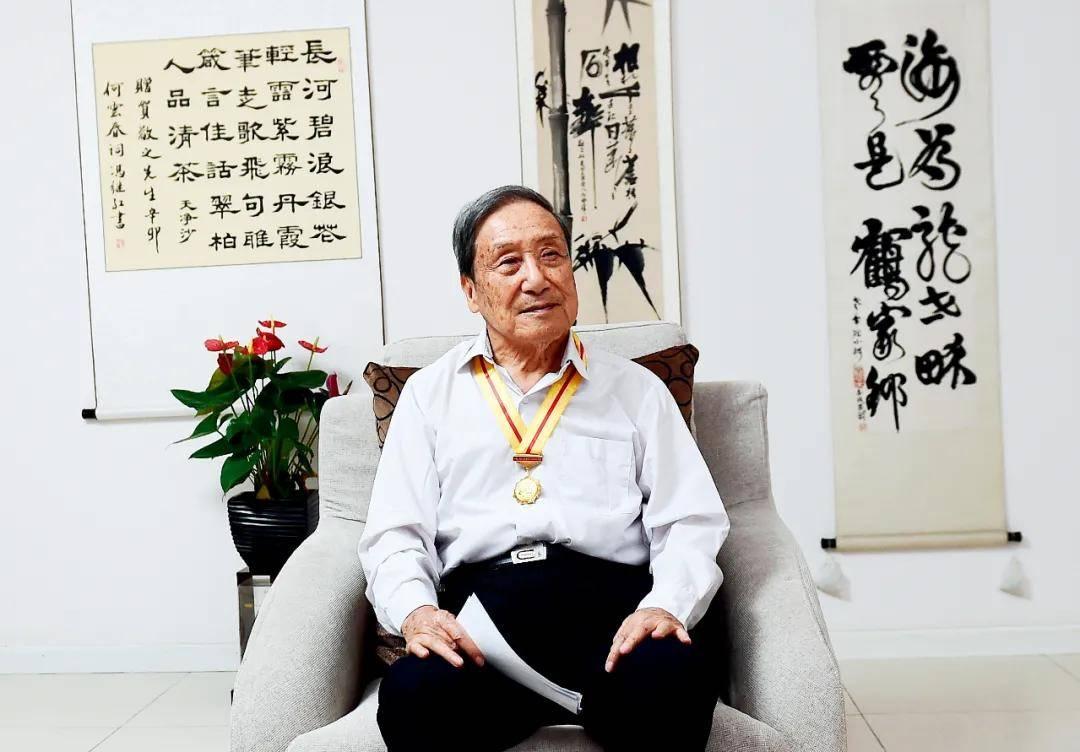 """原创 """"小米饭养活长大""""的诗人部长贺敬之:我已经拯救了自己的灵魂"""