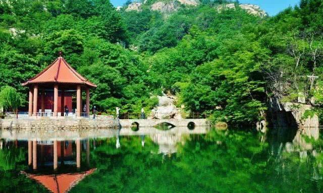 """江苏被遗忘的景区大力,有小""""张家界""""美誉总纲,风景优美至今鲜为人知"""