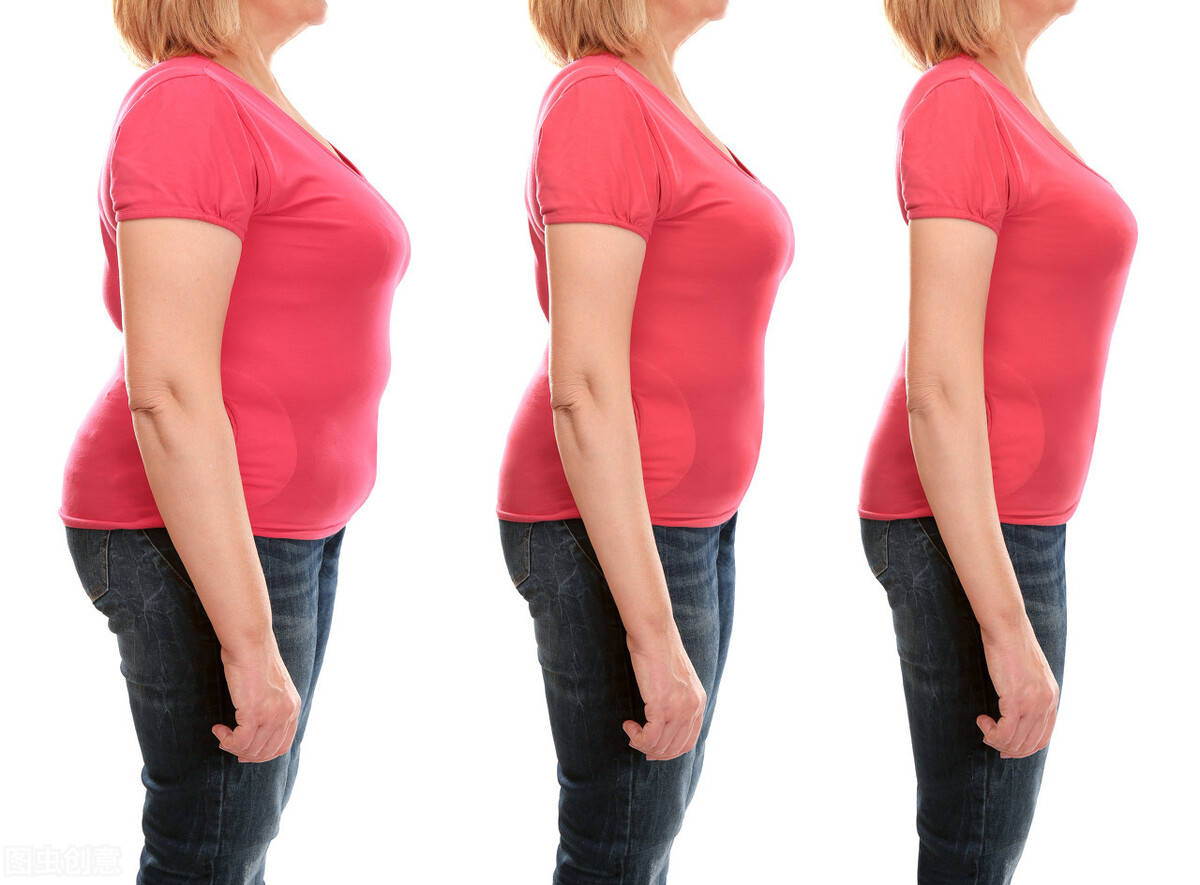4个方法提高热量缺口,促进体脂率下降,让你慢慢瘦下来!