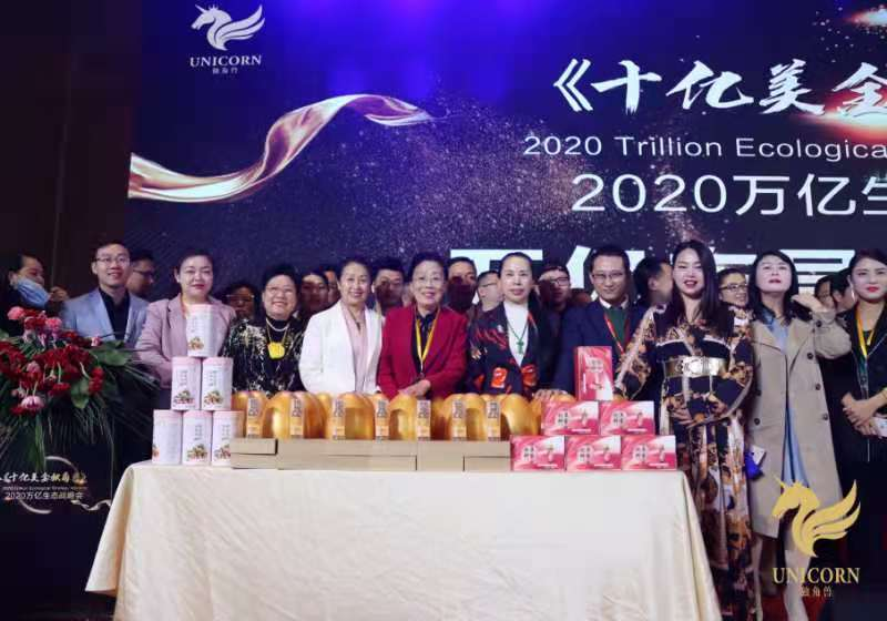 2020万亿生态《十亿美金独角兽》战略会11月20日在上海佘山索菲特大酒店圆满举行插图(4)