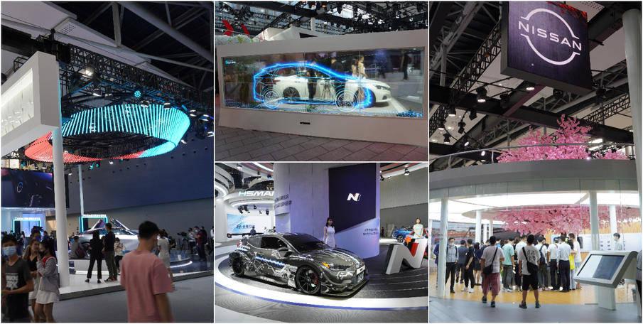 """""""2020广州车展""""独立车企的进展,看这些新型电动车就能明白"""