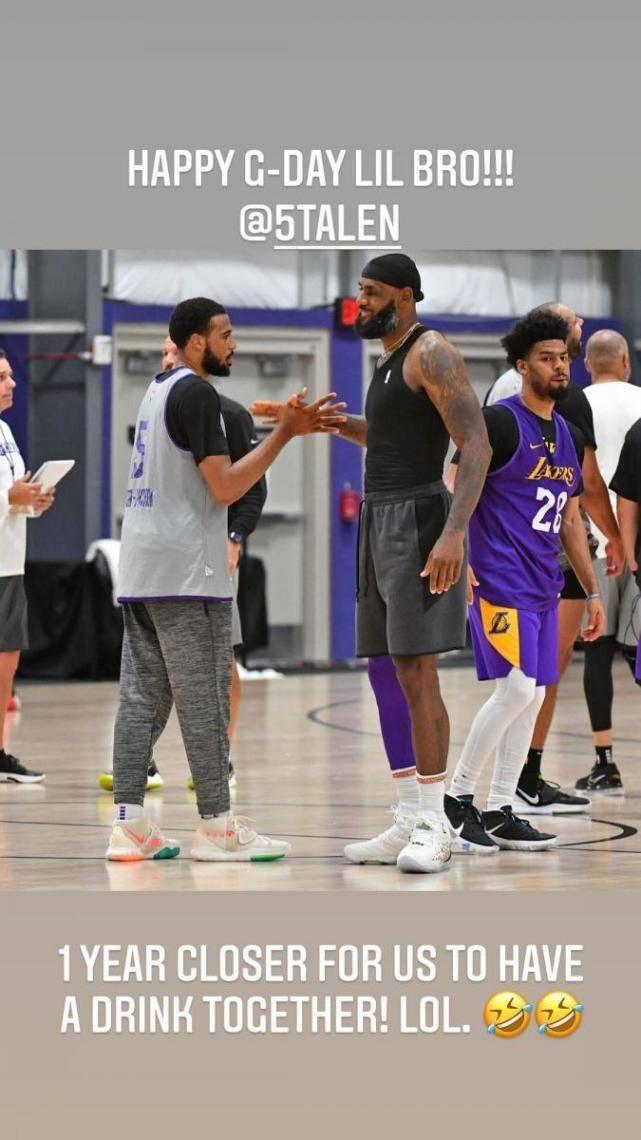 湖人三消息!Harrell到隊訓練,小塔克將獲重用,小Gasol談加盟原因!-黑特籃球-NBA新聞影音圖片分享社區
