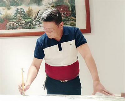 当代国画艺术名家吴宏泽精彩艺术人生