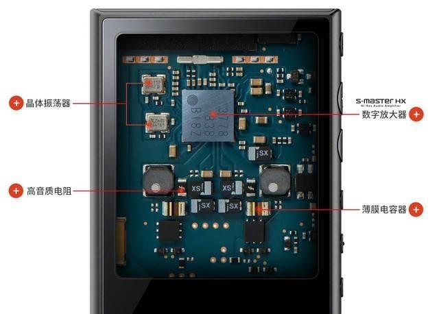 索尼NW-A105HN安卓播放器和电台 冬日必备温暖套餐