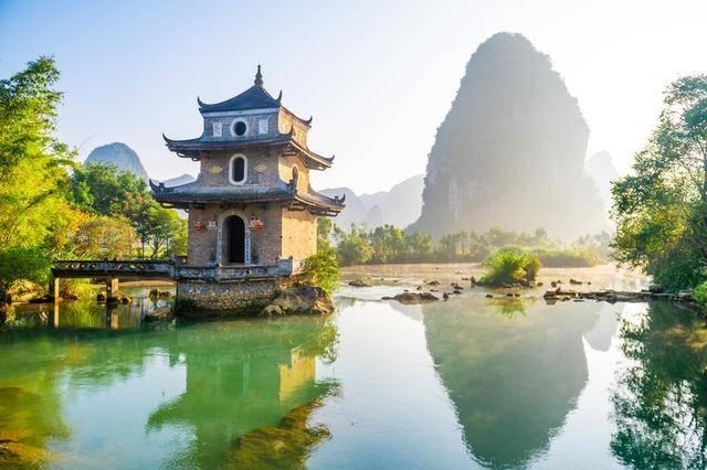 原创             广西这个古镇毫无名气,风景却古朴原始,至今已有千年历史