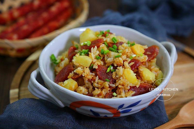 下班回家吃什么?四种吃法,主食和蔬菜一锅出来,懒人还是吃好的