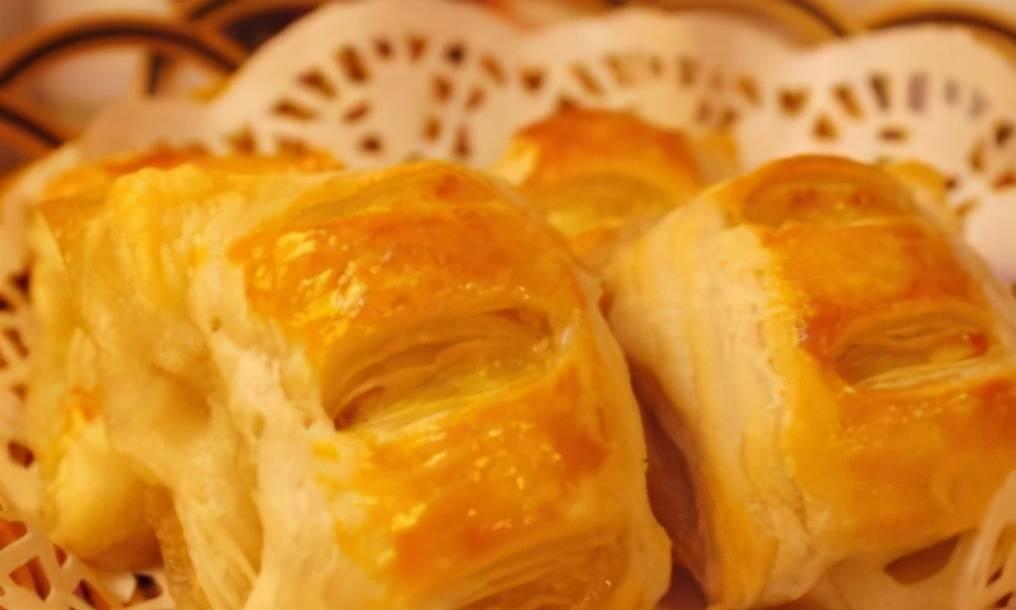 几个家常自制小零食,美味解馋,香蕉派,糖拌西红柿,苹果脆片