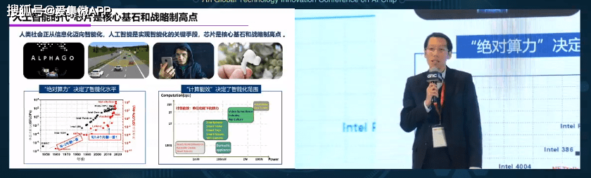 清华大学微纳电子系尹首一:2025年全球AI芯片市