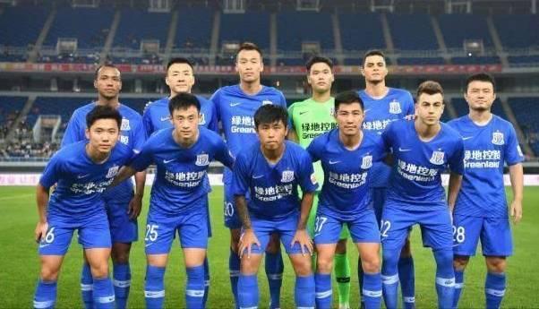 OD体育_ 亚冠第1支被淘汰的中超球队降生 上海申花很遗憾离别本届赛事