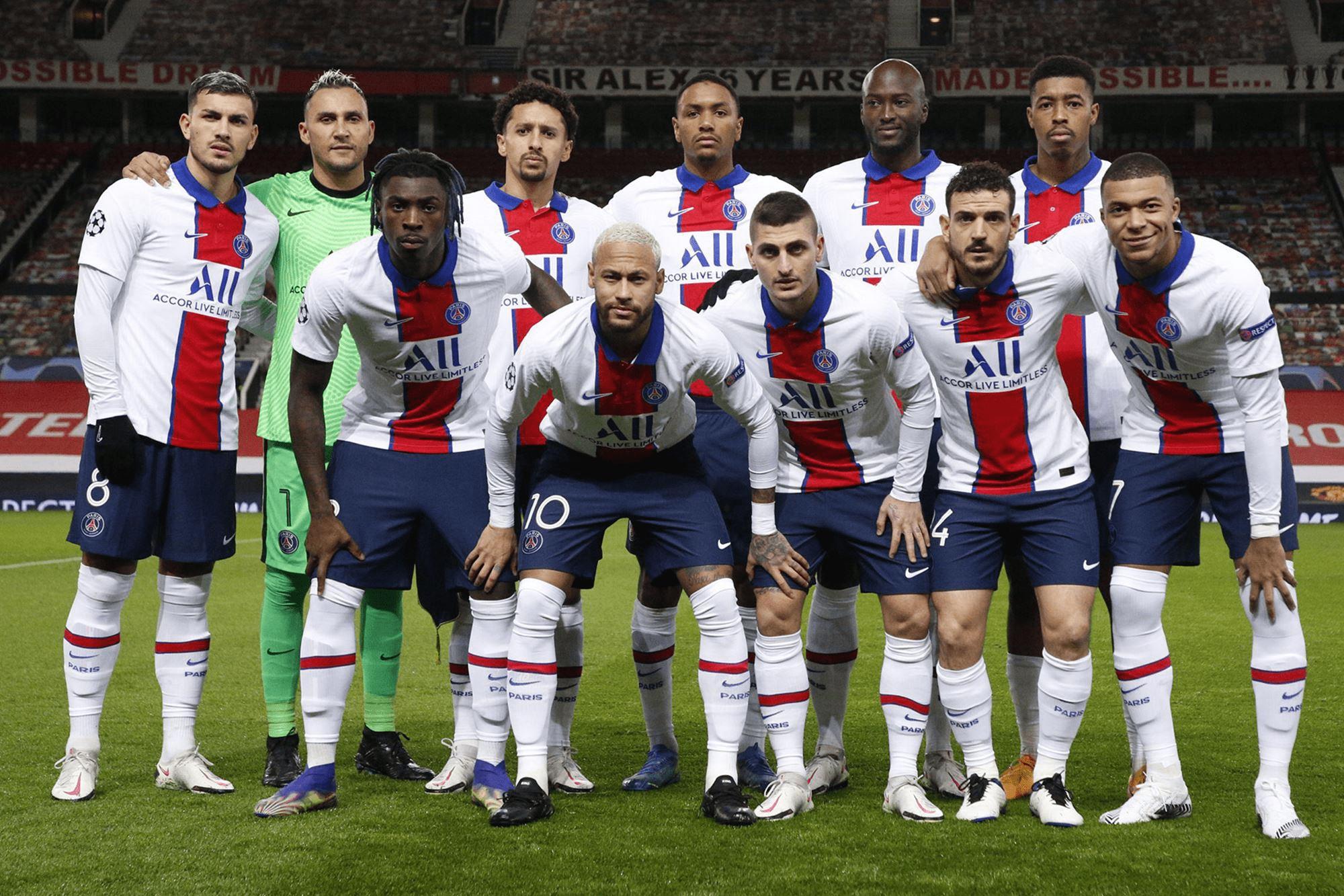 震动!巴黎3-1反超曼联,巨星2球,内马尔:想再次和梅西踢球