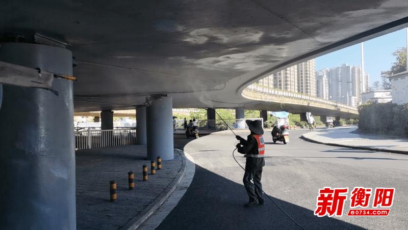 衡阳市住建局加大问题整改力度 促进创卫各项工作有序开展