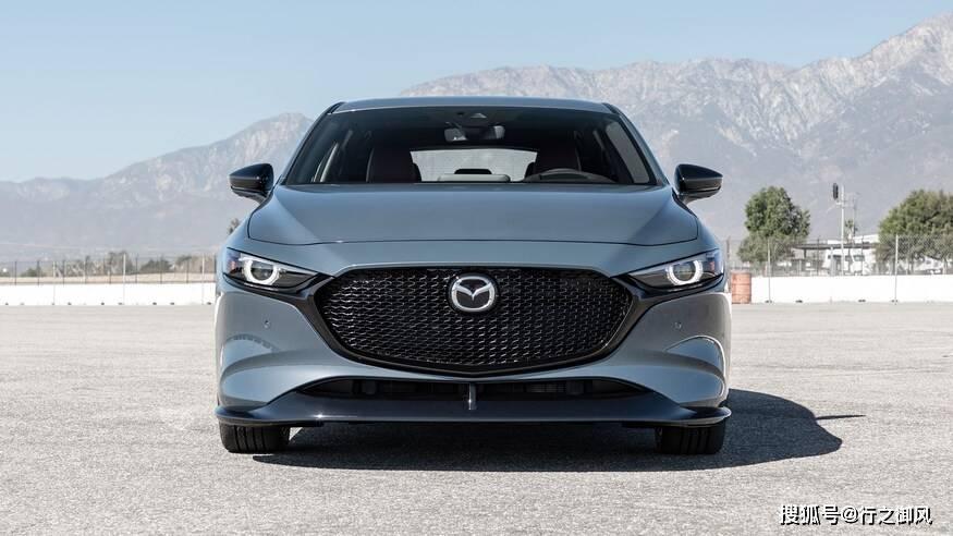 快速马如风:2021年马自达3 Turbo版