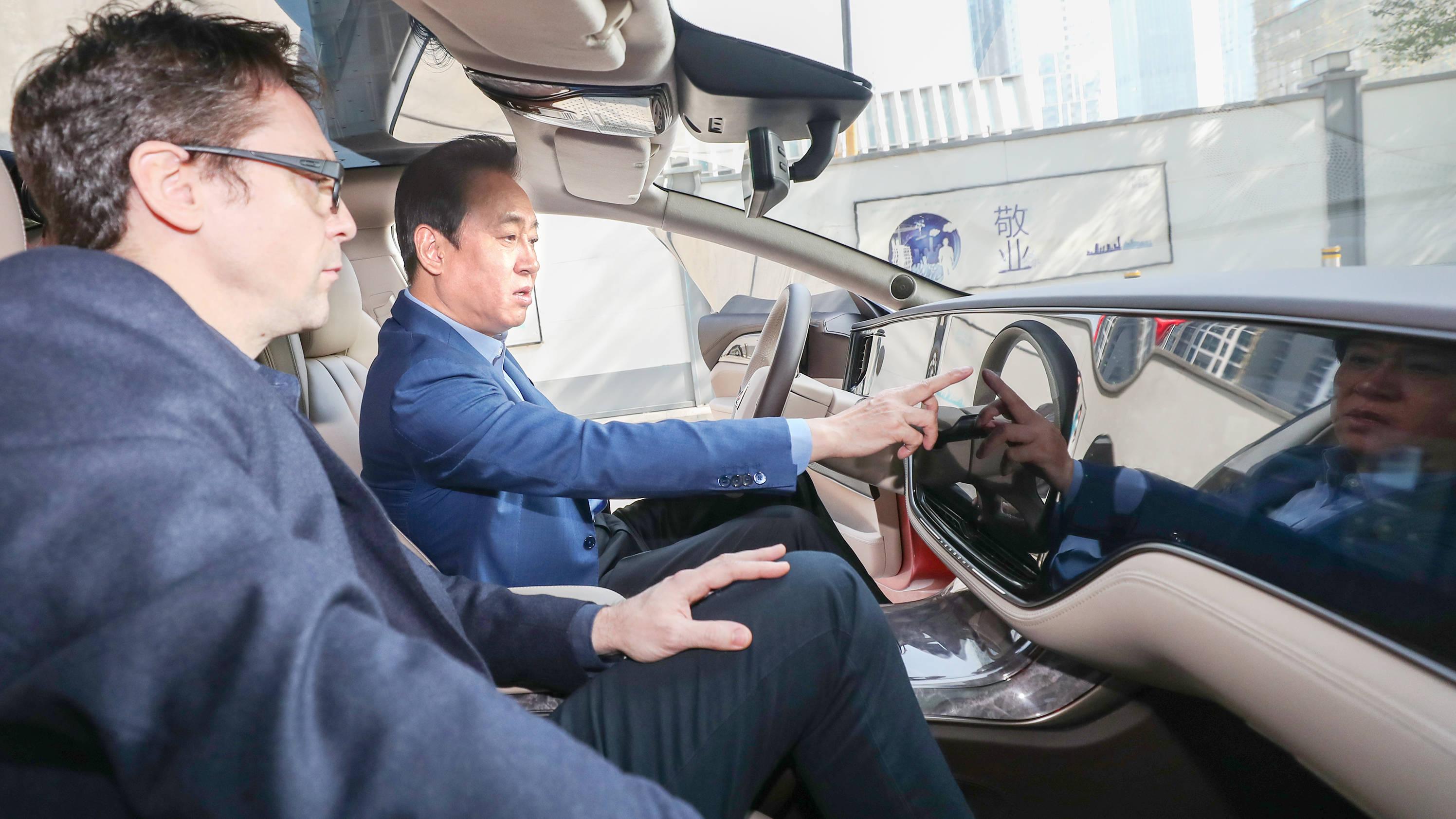 """世界级科研""""天团""""汇聚恒大汽车,科技实力成最强驱动力-新经济"""