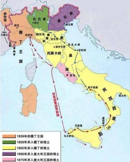 罗马帝国曾那么强大,意大利统一全国后为何不用