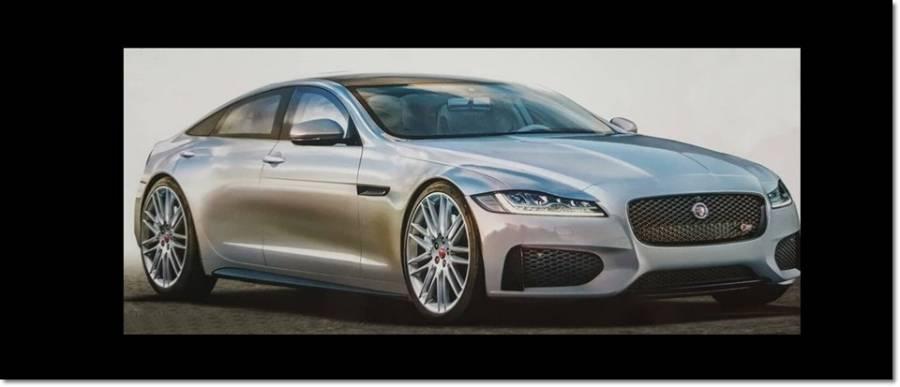 原装英国豪华车也需要攻油攻电,捷豹下一个XJ会有混动。