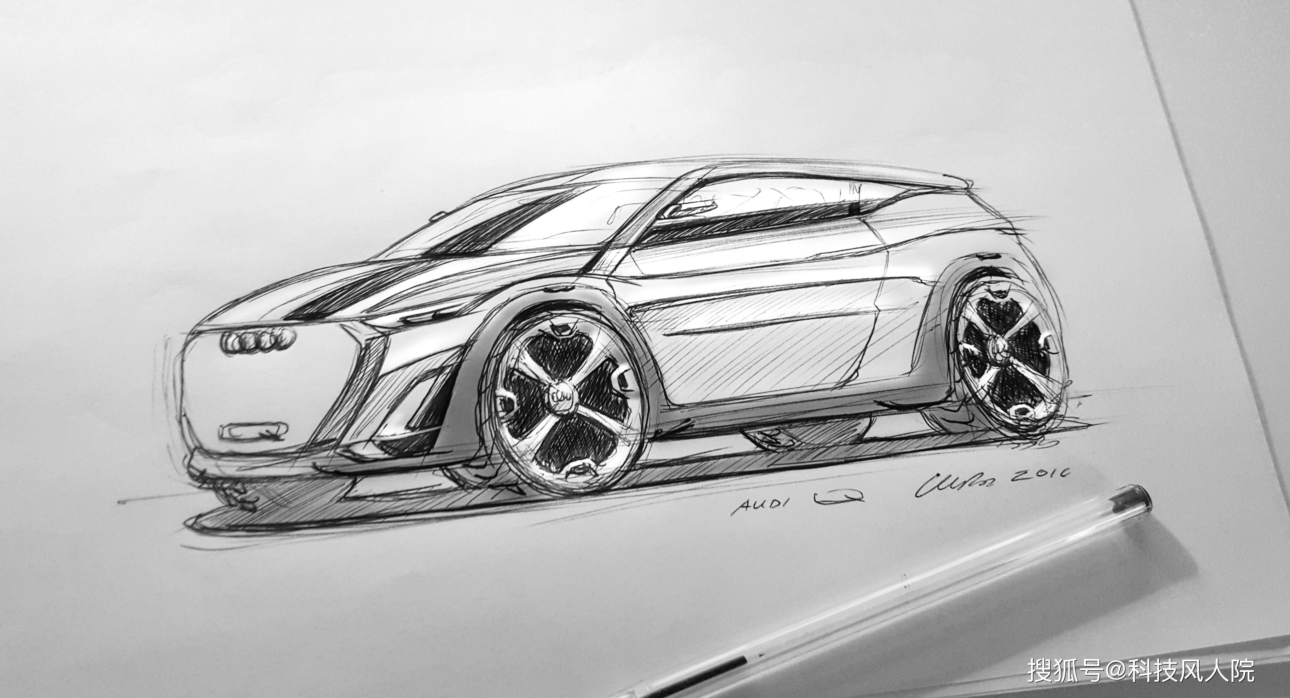 宾利设计师告诉你:设计一辆车需要多长时间?