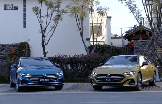 新一代大众CC猎装车大不同:超能装 各种路都能走