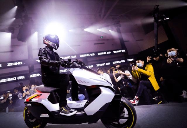 春风动力布局电动摩托车 概念车NEDC续航里程超130公里