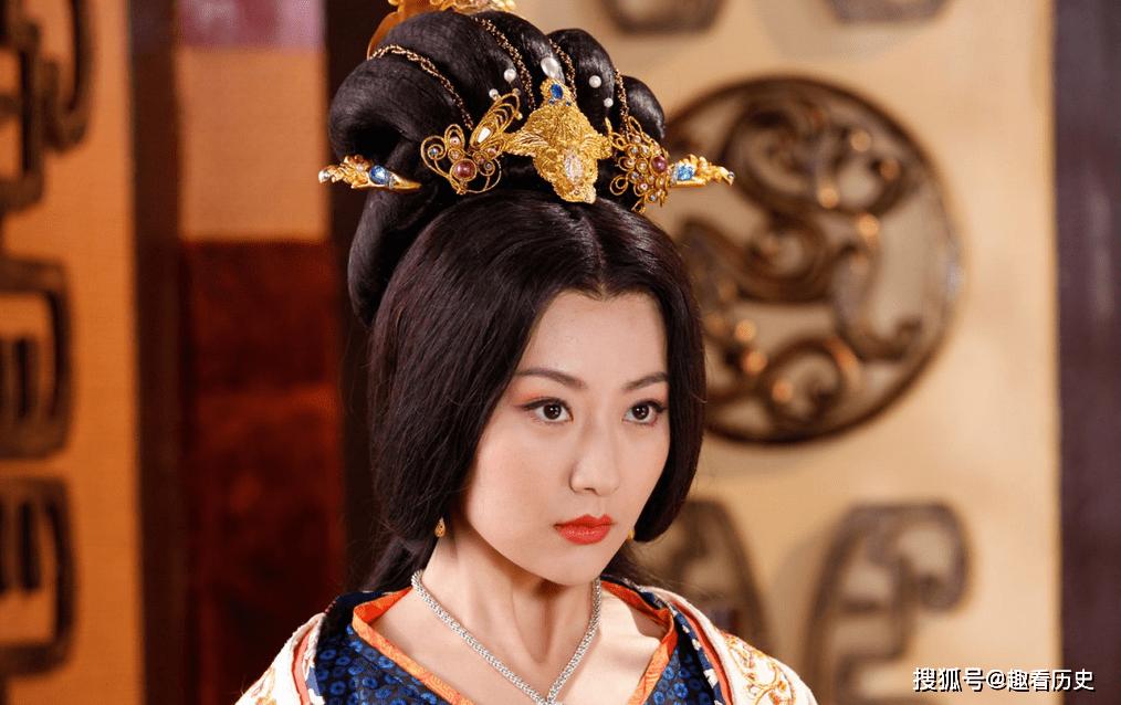 她先后嫁给六位帝王,被称为红颜祸水,晚年还得到唐帝青睐