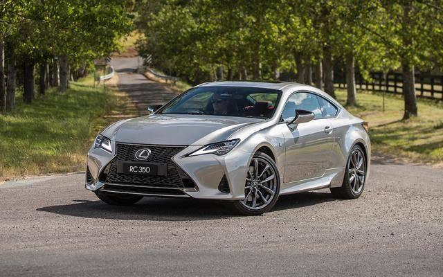 雷克萨斯发布了这两款新车,期待国产!