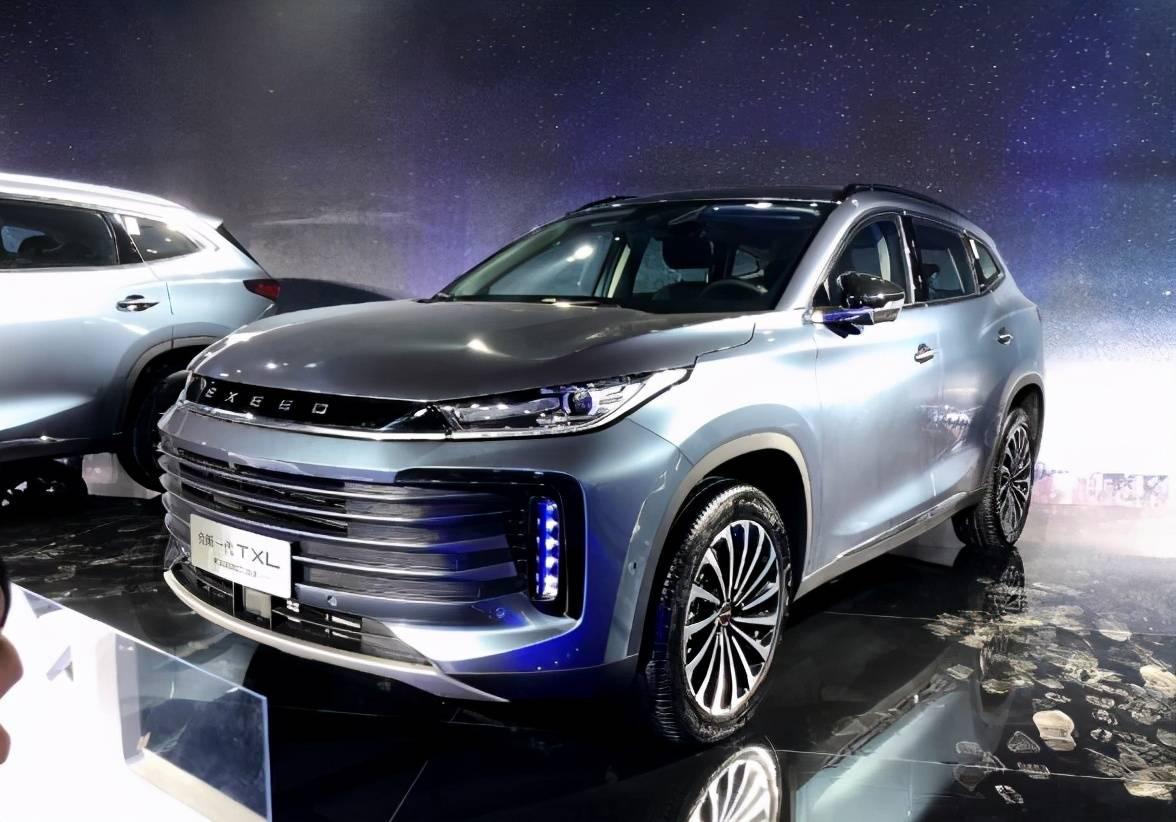 星途TXL新车共推出5款,定价13.99-17.59万元