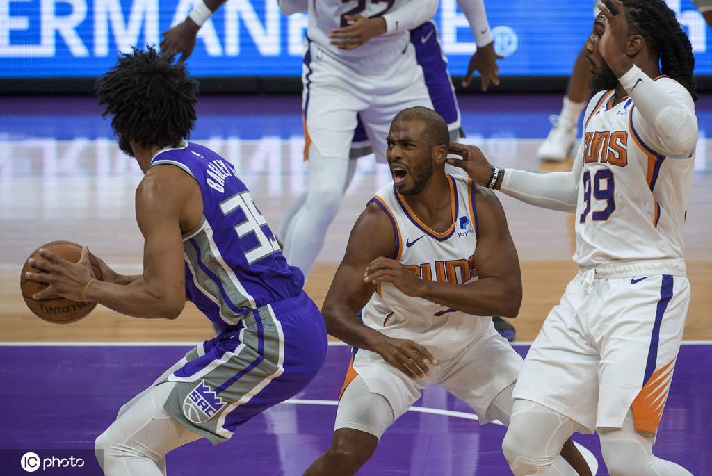 太阳三人20+背靠背复仇国王 NBA常规赛继续进行,太阳和国王进行了背靠背竞赛,昨日竞赛国王险胜太阳