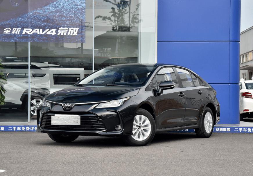 原来的丰田卡罗拉取代了Vios,换成了1.5L三缸动力,这将是未来最便宜的丰田车