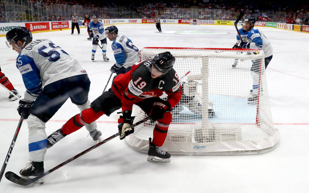 原外国媒体透露,白俄罗斯将被剥夺联合举办2021年世界冰球锦标赛的权利