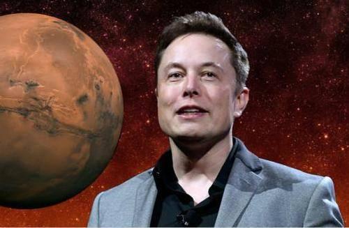 【马斯克:在火星将使用类似比特币的加密货币】