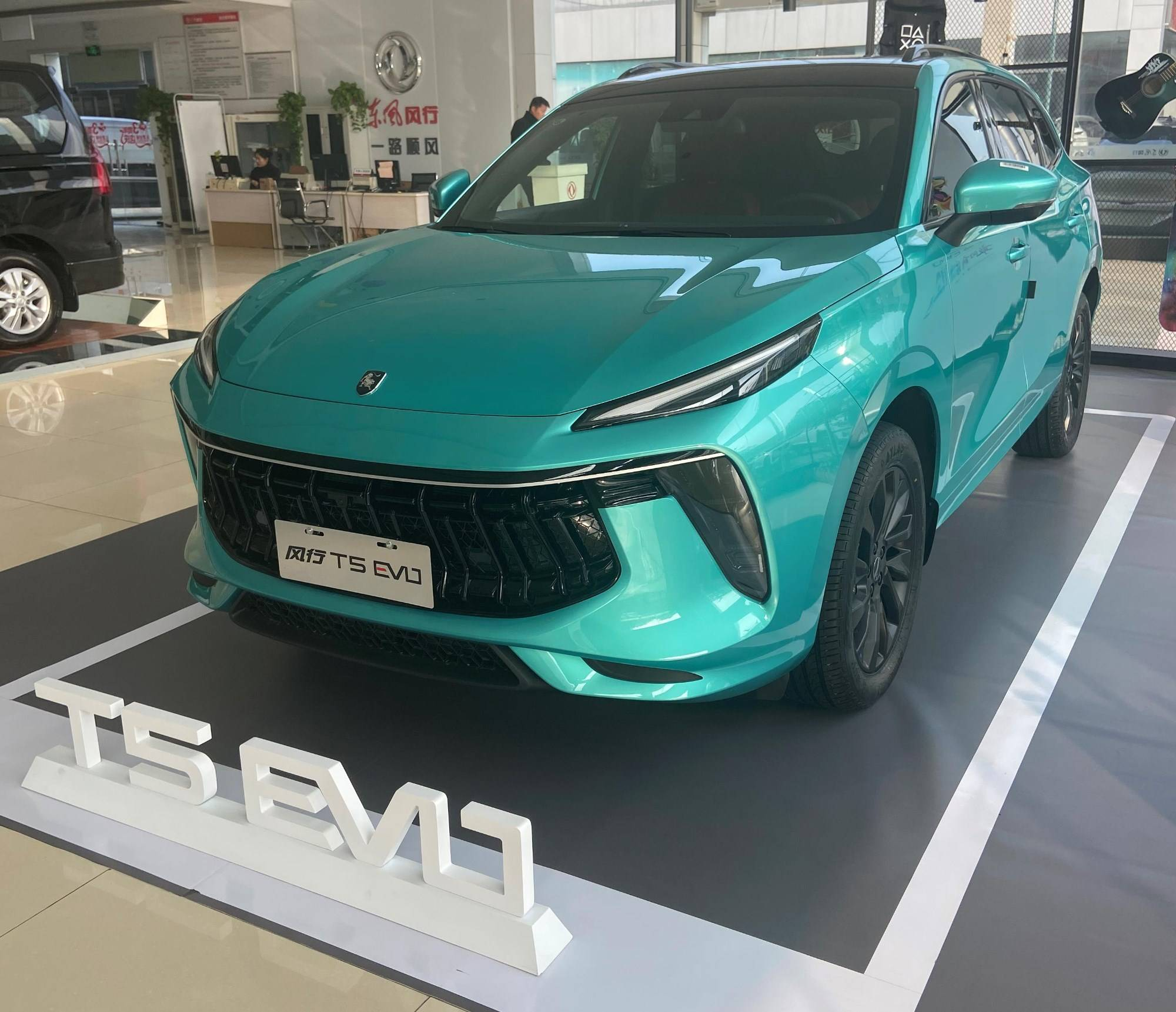 T5EVO不仅是质量堪比30万的第二好看的车