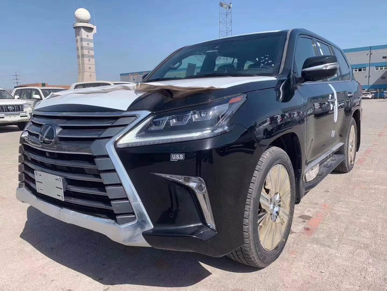 2020新款雷克萨斯LX570全面升级顶级豪华轿车