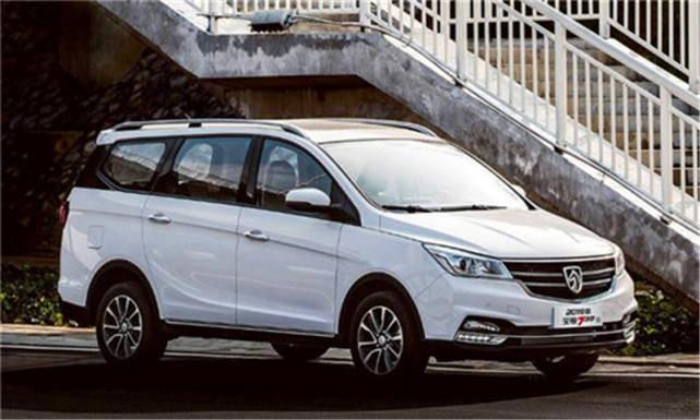 原还买了比亚迪宋MAX,宝骏730新款上市,1.5T CVT