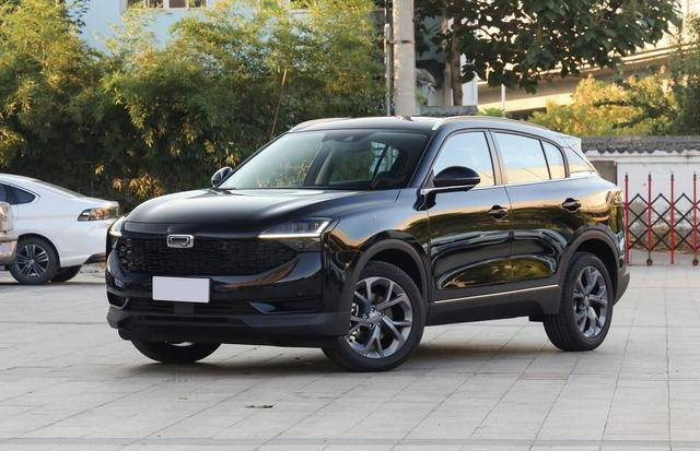 原埋国产SUV!搭载宝马发动机,入门有204PS,不足11万不能卖