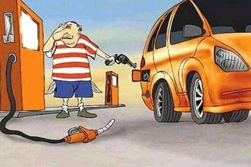 原来怕油老虎?那你买车的时候就不要选这些牌子了