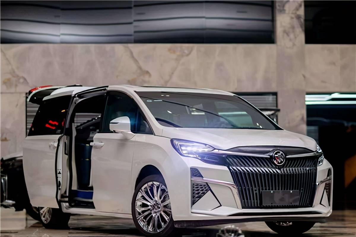 2021别克GL8商用车个人定制紫金版配置详情