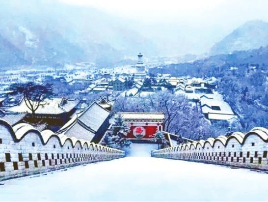 冬游山西别样美 山西省推出冬季旅游八大主题线路  第3张