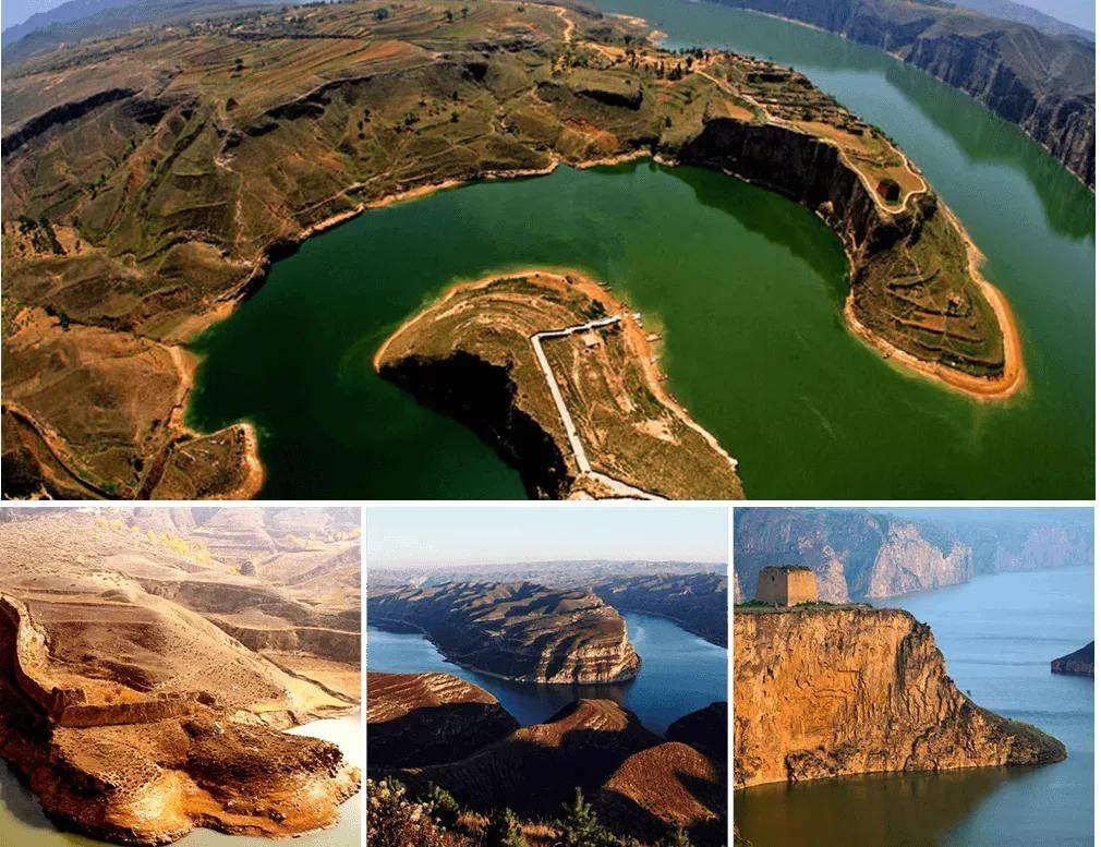 黄河之水天上来——黄河之魂在山西  第1张