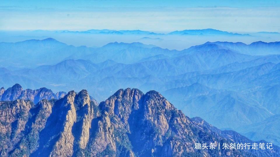 安徽三大名山中 都有不同的神秘色彩 最有名的山因炼丹之说而得名
