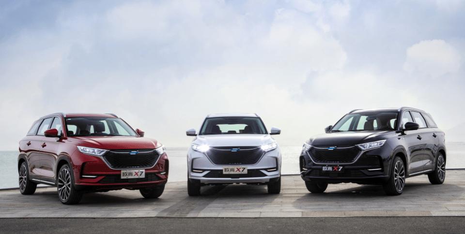 买一辆原厂10万块的紧凑型SUV,错过长安欧尚X7,很可惜