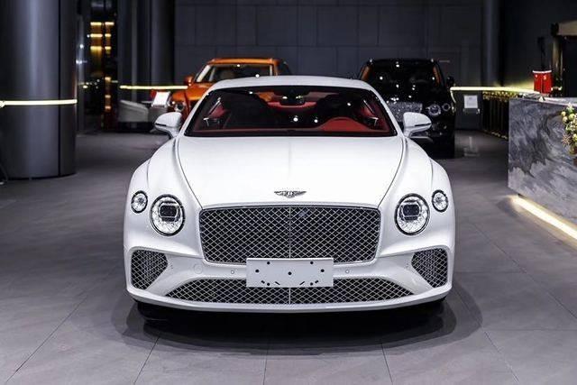 2020宾利欧陆GT高品质浩辉升级顶级家好