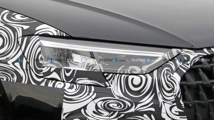 新款奥迪A8曝光,升级全新驾驶辅助系统,前脸A3化?