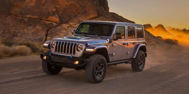原SUV鼻祖回归江湖,Jeep Dawagni今年复活回归
