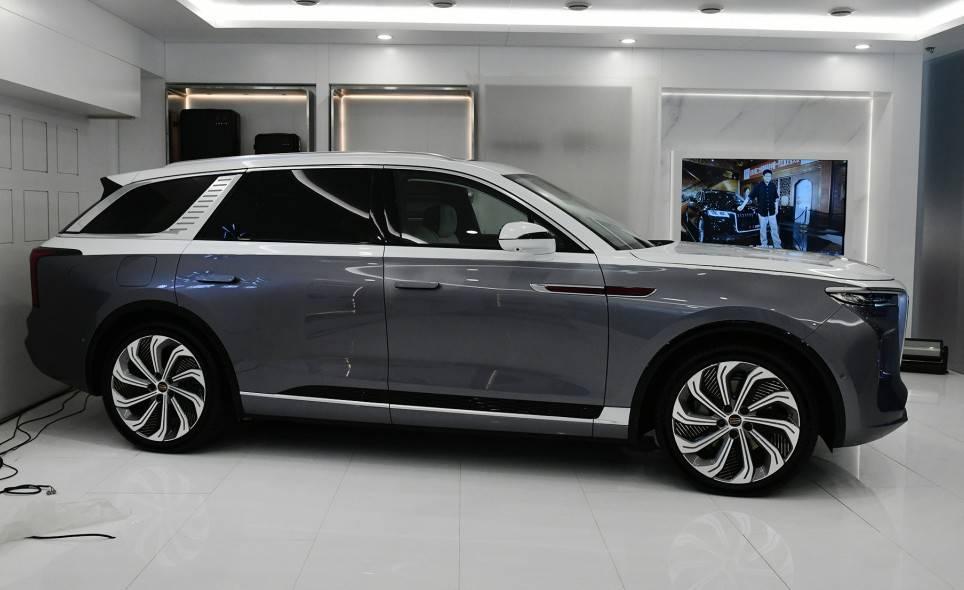 原装大型国产SUV,高回报率高于宝马,给你看红旗E-HS9