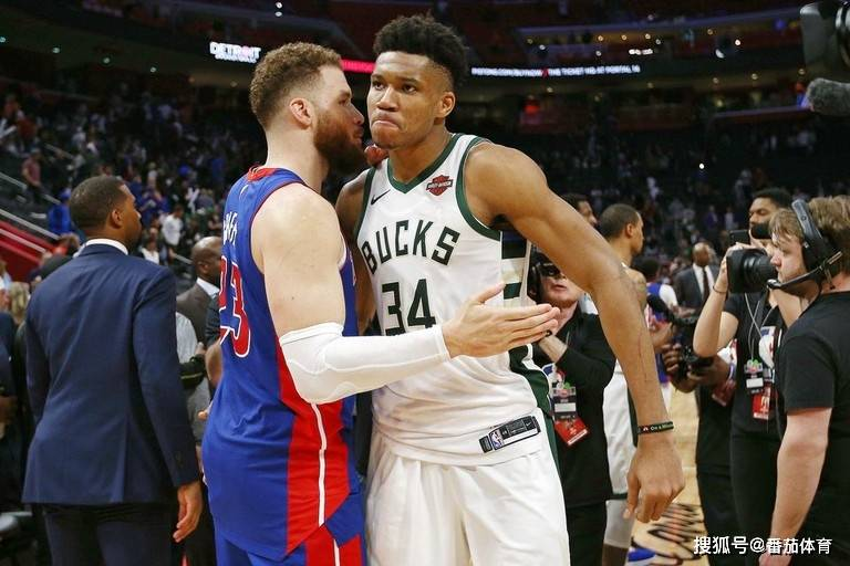 原创             [NBA]赛事前瞻:雄鹿vs活塞,雄鹿势不可挡