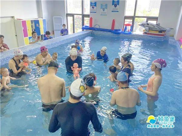 还在问参与亲子游泳对孩子的成长有何益处?  第3张