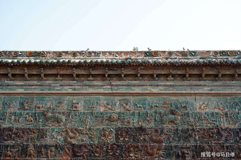 山西必去的寺庙,连康熙乾隆都在这里题过字,春节值得去祈福  第5张